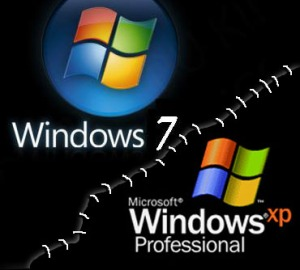MEMBUAT DUAL BOOT WINDOWS XP DAN WINDOWS 7 ( 2 OS )